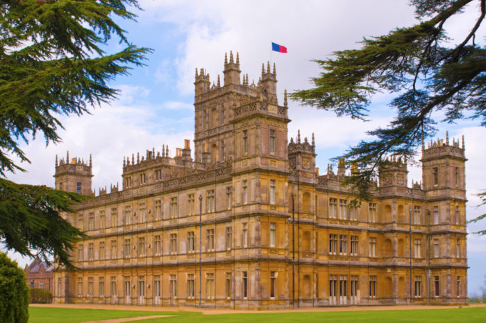 Castello di Highclere (Downton Abbey)